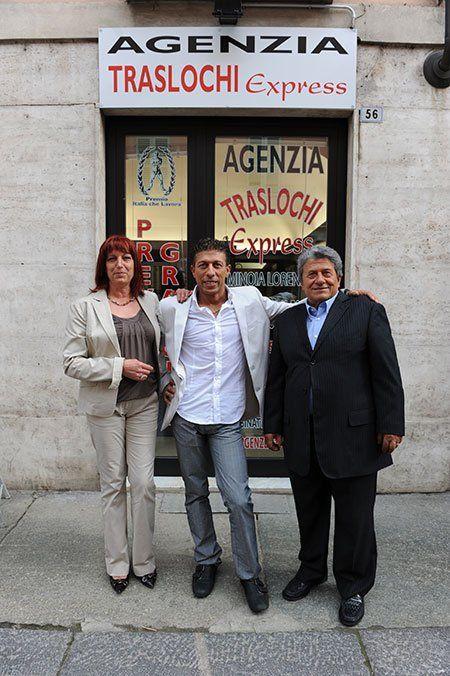 il Team Minoia Traslochi Asti